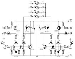 car central locking system circuits projects system circuit diagram