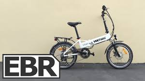 VoltBike Urban Video Review - Inexpensive Folding <b>Electric</b> Bike ...