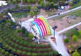Rainbow, ribbons Premium Jigsaw Puzzle