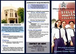 Sample School Brochures Cevi Design