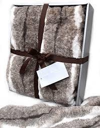 Nicole Miller Throw Blanket