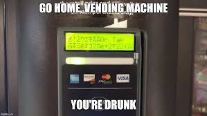Vending Machine Meme