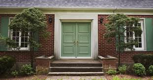 exterior doors typeaterials
