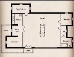 Man cave garage plans