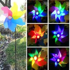 color changing solar garden lights for