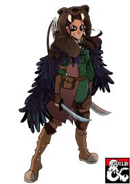 Ranger D D Cerys The Human Ranger Pregenerated Character Sheet For D D 5e Dungeon Masters Guild Dungeon Masters Guild