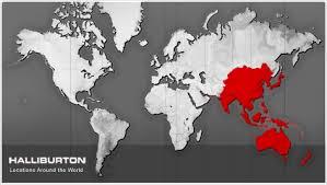Accounts Payable Asia Pacific Halliburton