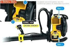 Stihl Backpack Leaf Blower Br 350 Echo Spec Sheet Vs Covee Co