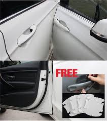 car side door protector 10 m free anti scratch door film