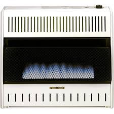 Blue Flame Kitchen Calgary Amazoncom Procom Blue Flame Vent Free Wall Heater 30000 Btu