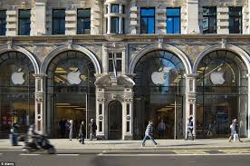 apple head office london. big business apple has around 1400 office staff in london working across nine sites and head 2