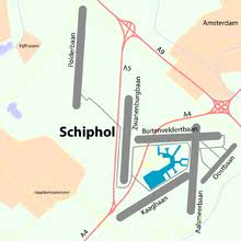 Amsterdam Airport Schiphol Wikipedia