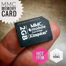 Thẻ nhớ MMC có nhiều dung lượng dành cho Nokia 7610 6600 6630 6230i N70 N72  ... Siemens Sl42 SL45 Sl 6688 ....   Thẻ Nhớ Máy Ảnh