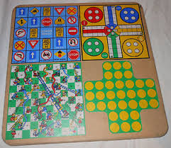 Wooden Sorry Board Game Wooden Multi Game Board Snakes Ladders Junior Bingo Sorry Tic Tac 1