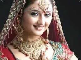 indian wedding and brides hindu north indian style