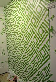 tape paint design awesome interior ideas modern designs on walls with for 14