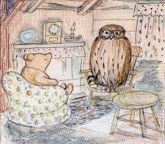 Robin James Illustrator How Winnie The Poohs Illustrator Helped A A Milne Draw Out The