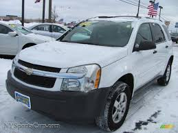 2005 Chevrolet Equinox LS AWD in Summit White - 018094 ...