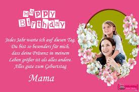 Geburtstagswünsche Für Mama Von Tochter Sohn Schöne Lustige Kurz