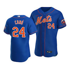 Mets Robinson Cano 2020 Authentic Royal ...