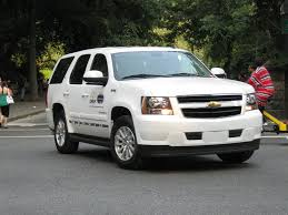 Chevrolet Tahoe Hybrid - Information and photos - MOMENTcar