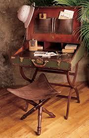 safari style furniture. Repurpose Luggage Rack U0026 Suitcase As Safari Travel Theme Style Furniture L