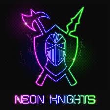 Neon Sign Logo Design