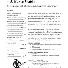 Creating A Resume For Highschool Students Inspiration Tips Writing