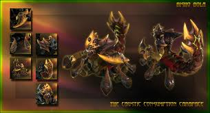 steam workshop the caustic consumption carapace sand king