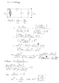 Large size ponent series circuit equation and parallel circuits resonance frequency electrical engineering stack exchange