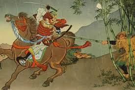 山崎 の 戦い