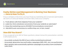 track sales online how to track and validate website sales leads