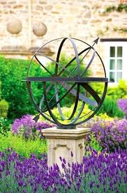 beautiful gardens garden sphere outdoor armillary