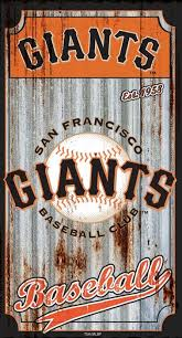 on cleveland metal wall art with san francisco giants corrugated metal wall art