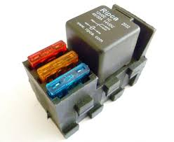 automotive relay holder triple fuse holder alt rel f 09 Micro Mini Fuse at 30a Mini Blade Fuse Box