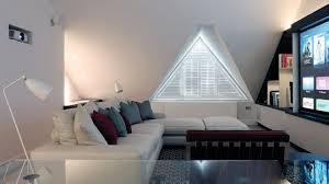kef e301. attic architecture kef e301