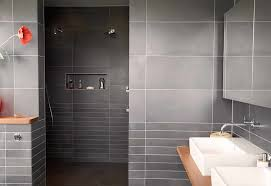 Modern Bathroom Tile Designs Simple Modern Bathroom Tile Ideas