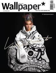 Wallpaper Thailand October 2014 Cover ...