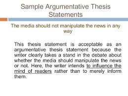 argumentative essay 16 sample argumentative