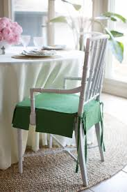 jana bek design one room challenge custom chair seat covers in lacefield kelly linen