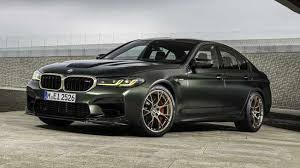 <b>New M5</b> CS is the most potent BMW ever, and a few examples are ...