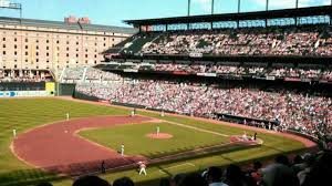 Oriole Park At Camden Yards Section 256 Home Of Baltimore