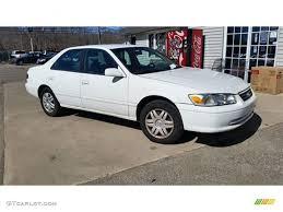 2001 Diamond White Toyota Camry LE V6 #102146970   GTCarLot.com ...