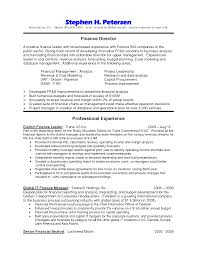 38 printable objective and career finance manager resume vntask finance director resume samples finance director cv sample