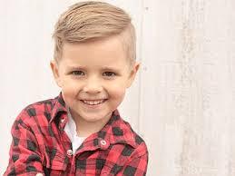Stylový účes Pro Osmiletého Chlapce Módní účesy Pro Chlapce S