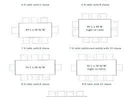 medium size of 6 chair round table diameter seater dining size circular standard sizes medium of