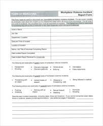 56 Examples Of Report Forms Examples