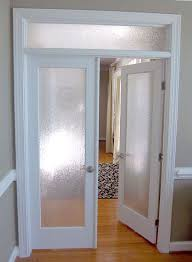 lovable interior doors with frosted glass panels best 25 interior glass doors ideas only on