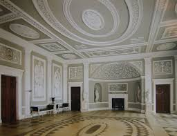 robert adam designed syon house in the neo clical style 1750s through to 19th century the colours and designs of wedgeworth china echo the decoration