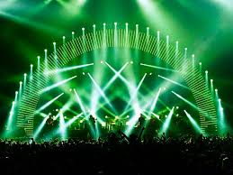 armada funds stage lighting sound equipment and rigging